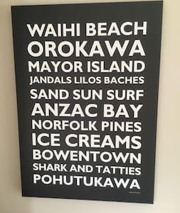 Te Kanawa Paradise - Bowentown - Dom