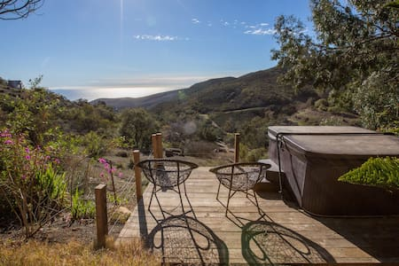 Ocean view and family friendly home - Malibu - House