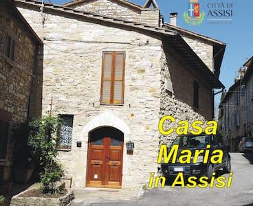 Casa Maria dentro Assisi - Assisi - Casa