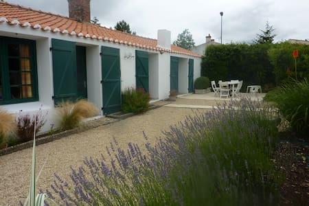 maison proche des  plages - Lejlighed
