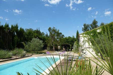 Villa Piscine Saint-Remy  de Provence - Saint-Rémy-de-Provence
