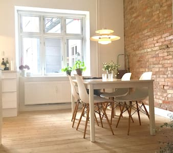 Bright, modern and perfect located apartment - Aarhus - Apartment
