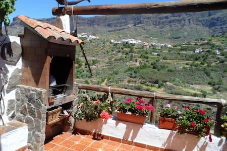 Casa Canaria Tejeda - Tejeda - House