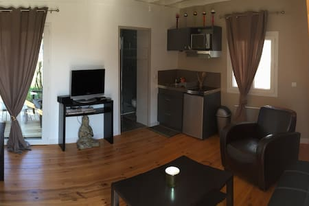 Appartement Cosy T2 33370 Tresses - Wohnung