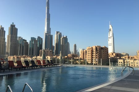 Studio Apartment close to Dubai Mall! - Dubai - Appartamento
