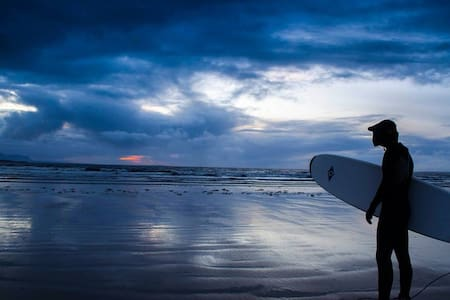 The Wild Atlantic Way - Falcarragh - House