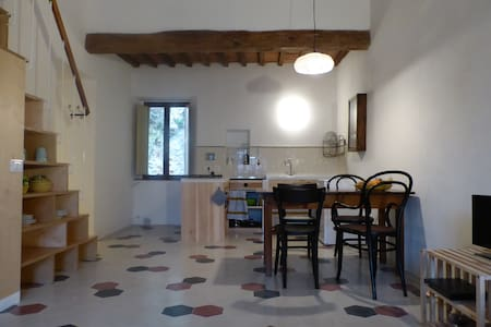 Flat in center of Massa Marittima - Massa Marittima