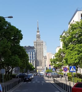 Warsaw: great apartment and location! - Warszawa - Apartment