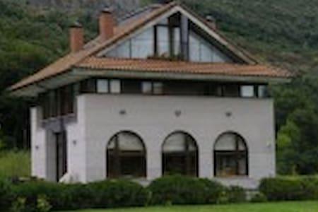 Villa de lujo para 10 a 2Km de play - Dom