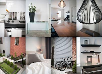 Le St-François apartments - Saint-Hyacinthe - Huoneisto