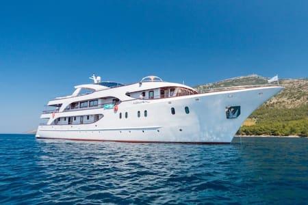 7-Day All Inclusive Round Cruise from Opatija - Abbazia - Barca