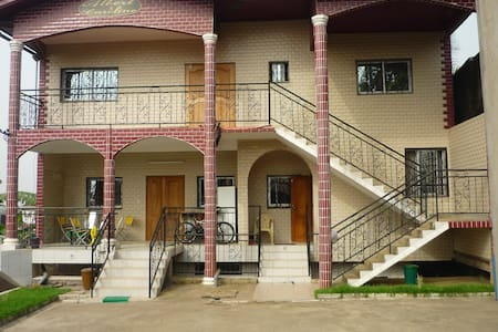 Top 20 holiday lettings douala holiday rentals for Appartement meuble a douala