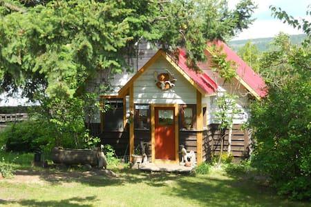 Bieris Paradise Guesthouse - Blockhütte