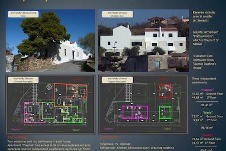 Daphne's House - Καραβάς - House