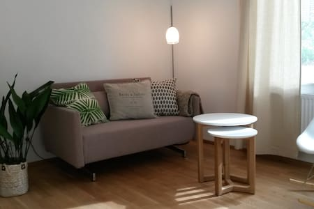 Komfortable, helle und ruhige 2-Zi.-Wohnung - Ammerbuch - Wohnung