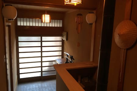 Japanese Style Room(和室6畳) - Takayama-shi - Chambres d'hôtes