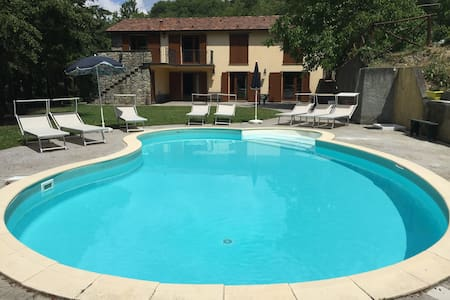 Relax e Natura a L' Antico Cornio - Carro - Bed & Breakfast