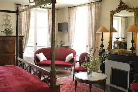 Château de Pommeuse >  Ch. Candé - Bed & Breakfast