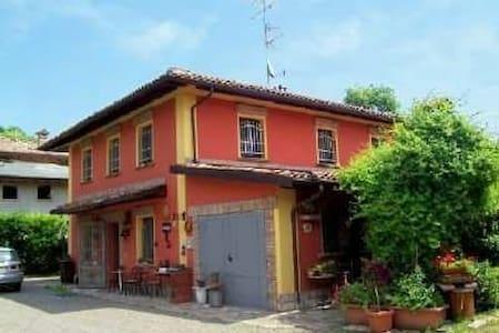 B&B Villa Canova Stanza green - modena - Bed & Breakfast