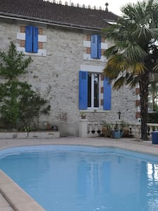 Cosy Studio, swimming pool and BBQ - Villeneuve-sur-Lot - House