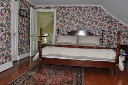 Wayne B & B Inn - Pennsylvania Rm. - Szoba reggelivel