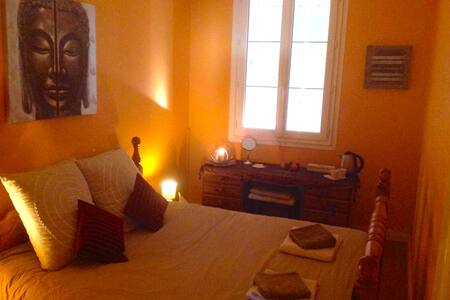 Relaxing town house room - Chef-Boutonne