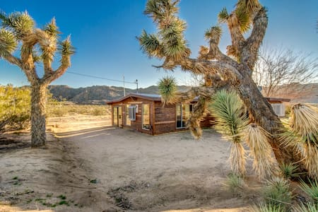 JT House Views 1 Mile From Nat Park - Joshua Tree - House