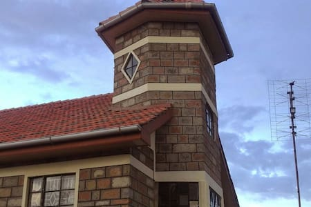 Fully furnished houses in Thika - Thika - Casa