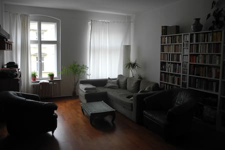 Spacious flat suitable for families - Berlin - Apartment