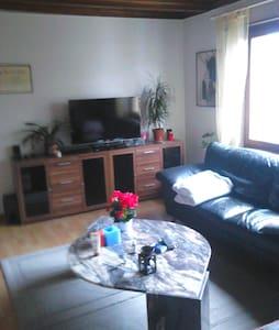 Wohnung 4,5 Zimmer möbliert  - Turgi - Apartment