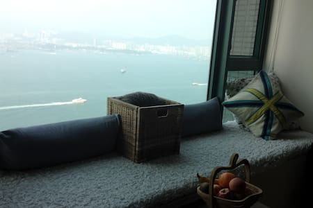Stunning Sea View & Waterfront Gym - Hong Kong - Apartment