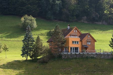 Ferienwohnung auf Bauernhof - Appenzell - Apartment