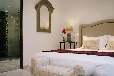 Escale Bel Air Suite Orchidée  - Fontenay-lès-Briis - House