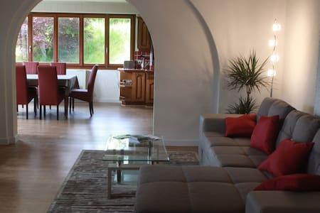 Bel appartement avec accès piscine et sauna - Corsier-sur-Vevey - Hus