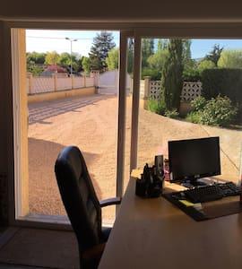Bureau avec mezzanine in Beaujolais - Ev