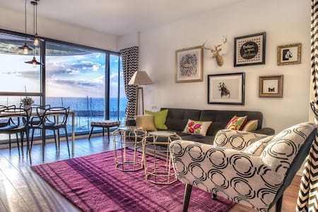 LUXURY 5* apt. 25m from the beach!