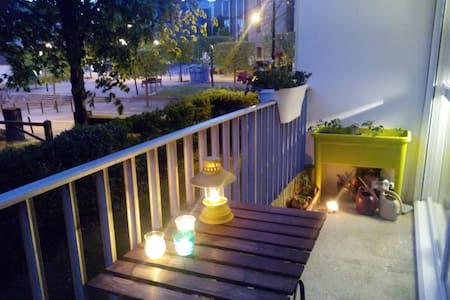 T2 bourg saint herblain avec parking et balcon - Saint-Herblain