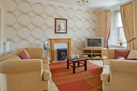 Scottish Border 4 bedroom Apartment - Coldstream