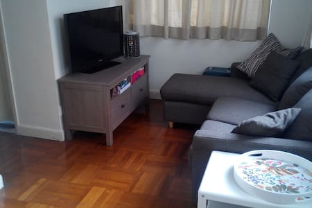 Our comfortable and cozy 1br apartment provides a great base for your stay in Hong Kong. The apartment is centrally located, just minutes away from Austin and Jordan MTR stations and walking distance to TST, Temple St night market and Kowloon Park.