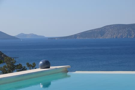 View on the greek sea - Ermioni - Rumah
