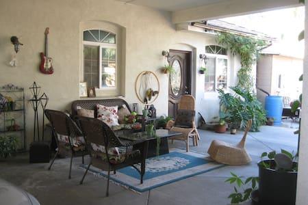Cozy guesthouse near Disney World, Los Angeles - Rancho Cucamonga - Lakás