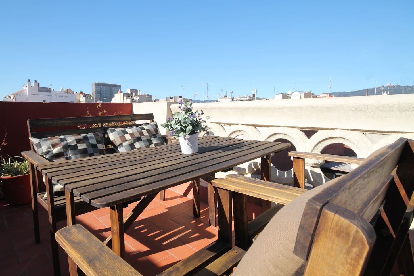 Great&cosy penthouse-Privat terrace