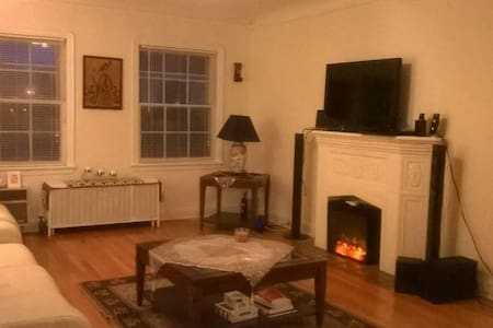 Bright, comfy apartment - Shaker Heights - Pis