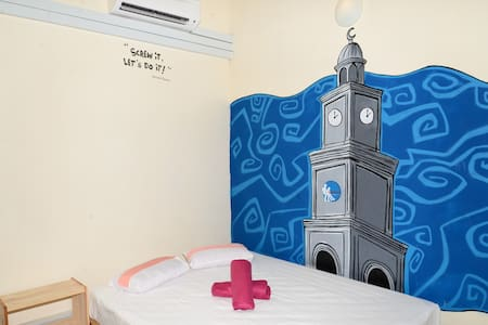 Private Room Near Larkin Sentral - Johor Bahru - Bed & Breakfast