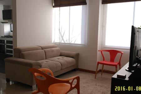 Clean modern unit for rent - Bogotá - Apartment