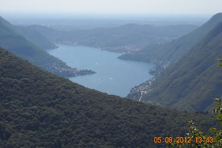 Riposo sul lago di Como - Lejlighed