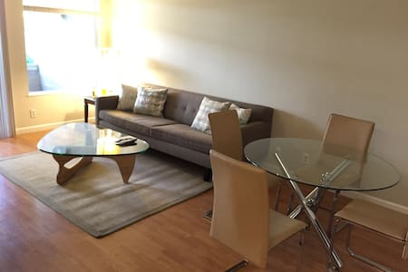 Modern 2bedroom close to DOWNTOWN - Sunnyvale - Condominium