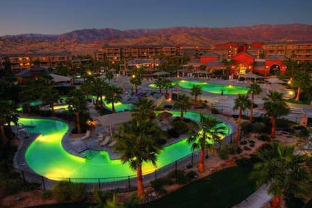 1BR/1BA WorldMark Indio Resort!