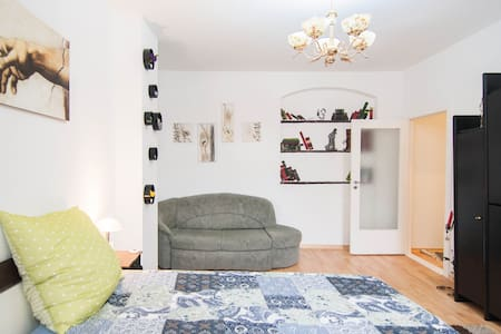 1room small flat (46m2) in the heart of Westside - Berlin - Apartment