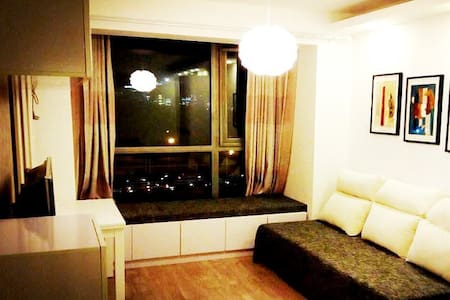 Modern studio in CBD embassy area